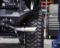 "MACH Force-Xp 3"" 409 Stainless Steel Cat-Back Exhaust System; JK 12-17 V6-3.6L 2DR | aFe POWER 49-46213"
