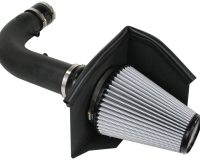 aFe POWER 51-10082 Magnum FORCE Stage-2 Pro DRY S Cold Air Intake System; Ford F150 97-05 V8-4.6/5.4L