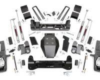 7.5'' GM NTD Suspension Kit (11-18 2500HD/3500HD) | Rough Country 253X