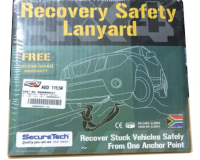 Recovery Safety Lanyard | SecureTech 6000000247