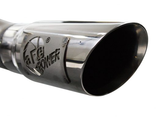 "MACH Force-Xp 3"" 409 Stainless Steel Cat-Back Exhaust System; JK 12-17 V6-3.6L 2DR 