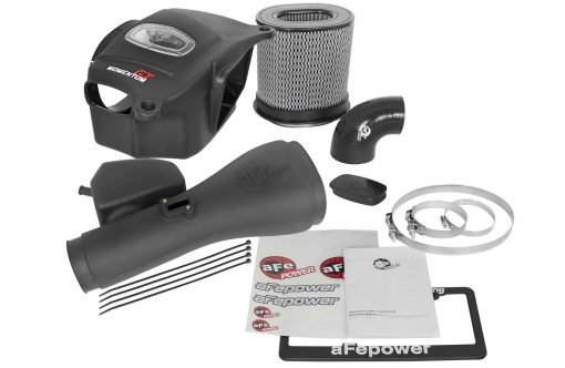 aFe POWER 51-76104 Momentum GT Pro DRY S Cold Air Intake System; Nissan Patrol (Y62) 10-16 V8-5.6L (320 hp)
