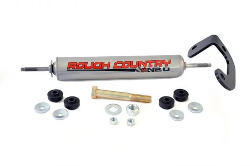 Steering Stabilizer; GM Trucks 88-98 | Rough Country 87371