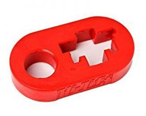 Hi-Lift HK-R Handle Keeper in Red