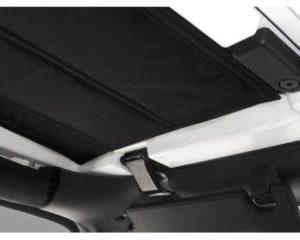 Rugged Ridge 12109.01 Hardtop Insulation Kit, 2-Door; 07-10 Jeep Wrangler JK