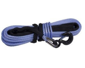 Rugged Ridge 15102.10 Synthetic Winch Line, 11/32 Inch X 100 feet