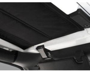 Hardtop Insulation Kit, 2-Door; 07-10 JK | Rugged Ridge 12109.01