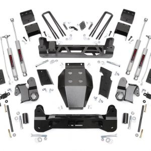 7.5'' GM NTD Suspension Kit (11-18 2500HD/3500HD)   Rough Country 253X