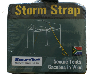 SecureTech 6000001118 Storm Strap