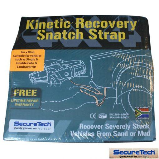Kinetic Recovery Snatch Strap | SecureTech  840106